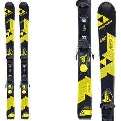 Ski Fischer RC4 Race Jr Slr 2 + fixations Fj7 Ac Rail