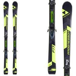 Esquí Fischer Progressor F17 + fijaciones Rs 10 Powerrail Br 78