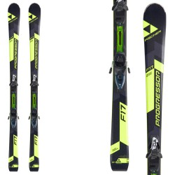 Ski Fischer Progressor F17 + fixations Rs 10 Powerrail Br 78