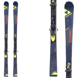 Ski Fischer RC4 The Curv DTX + fixations Rc4 Z12 Powerrail Br 85