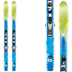 ski Dynastar Cham 87 fluid Rtl + fixations Nx 12 medium fluid