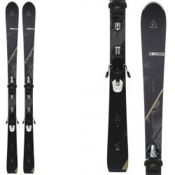 Ski Fischer Aspire Slr 2 + bindings W9 Wt