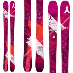 Esquí Atomic Vantage Wmn 85 + fijaciones NFFG 10
