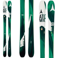 Ski Atomic Vantage 85 + fixations Lr 10