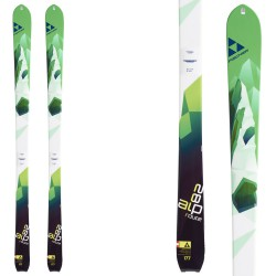 Mountaineering ski Fischer Alproute 82