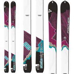 Mountaineering ski Fischer Stella Alpina 88