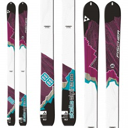 Ski alpinisme Fischer Stella Alpina 88