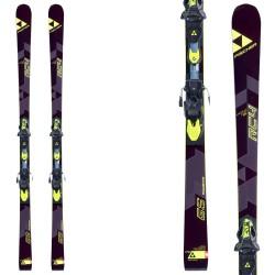 Ski Fischer RC4 WorldCup GS Jr + bindings Z9 Freeflex