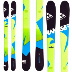 Ski Fischer Ranger Jr