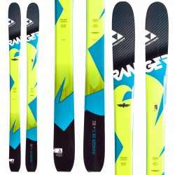 Esquí Fischer Ranger 108 Ti