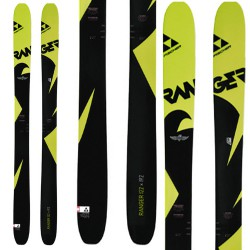 Esquí Fischer Ranger 122+ fijaciones Vist V614