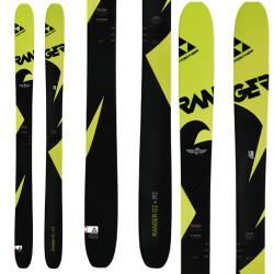Ski Fischer Ranger 122 + bindings Vist V614