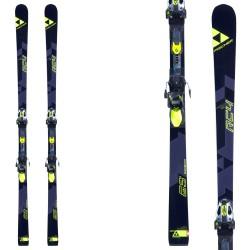 Esquí Fischer RC4 WorlCup GS Masters Curv Booster + fijaciones Z13