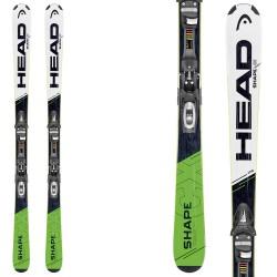 Ski Head Shape Cx R + fixations Pr 10 Br 78