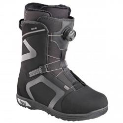 Chaussures snowboard Head One Boa noir