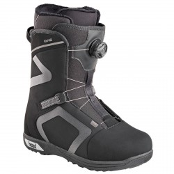 Snowboard shoes Head One Boa black
