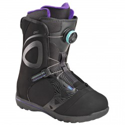 Scarpe snowboard Head One Wmn Boa nero