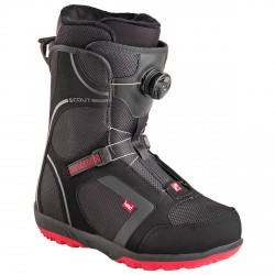 Snowboard shoes Head Scout Pro Boa black