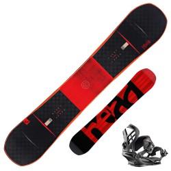 Snowboard Head Instinct Dct i Kers + bindings Nx Five
