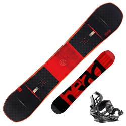 Snowboard Head Instinct Dct i Kers + fixations Nx Five