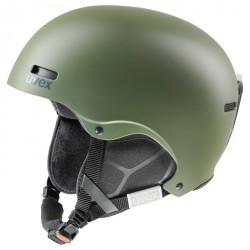 Casco esquí Uvex Hlmt 5 Pure verde