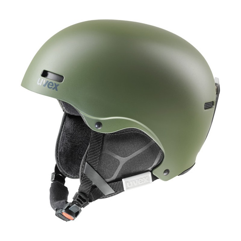 Casco sci Uvex Hlmt 5 Pure verde militare