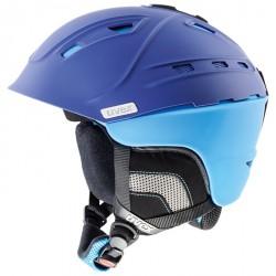 Casco esquí Uvex P2us azul