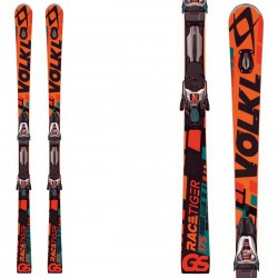Ski Volkl Racetiger Speedwall GS Uvo + fixations RMotion 12.0 D Race