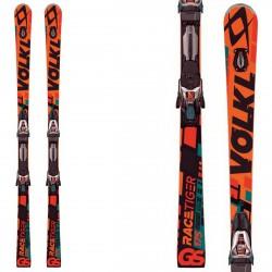 Ski Volkl Racetiger Speedwall GS Uvo + fixations RMotion 12.0 D Race