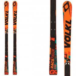 Esquí Volkl Racetiger SW GS R Jr + fijaciones Race 12