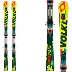Esquí Volkl Racetiger Speedwall SL Uvo + fijaciones RMotion 12.0 D Race