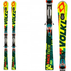 Ski Volkl Racetiger Speedwall SL Uvo + bindings RMotion 12.0 D Race