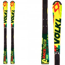 Ski Volkl Racetiger SW SL R Jr + bindings Race 10