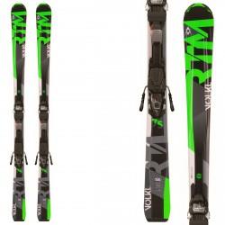 Ski Volkl Rtm 75 + fixations 4Motion 10.0