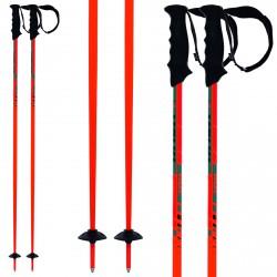 Ski poles Volkl Speedstick orange