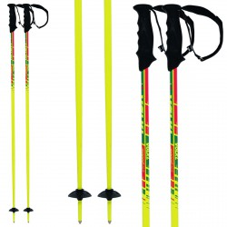 Ski poles Volkl Speedstick yellow