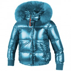 Down jacket Freedomday Bernau Girl light blue