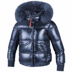 Down jacket Freedomday Bernau Girl blue