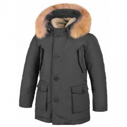 Parka Freedomday Bormio Junior black