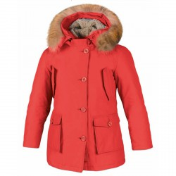 Parka Freedomday Chamonix Girl red