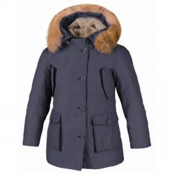 Parka Freedomday Chamonix Girl blue