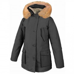 Parka Freedomday Cortina Woman black