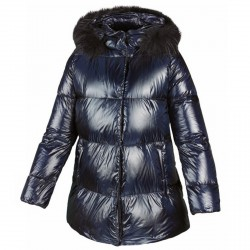 Down jacket Freedomday Gardena Woman blue
