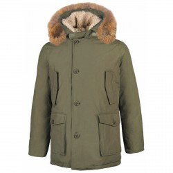 Parka Freedomday Campiglio Man green