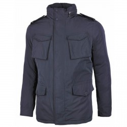 Parka Freedomday Albert Man blue