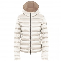 Down jacket Colmar Originals satin Woman cream