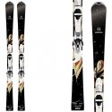 ski Rossignol Unique 2S W + bindings Xelium Saphir 100 S