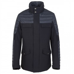 Down jacket Colmar Originals Research Man blue