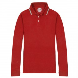 Polo Colmar Originals Joy Homme rouge