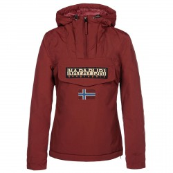 Kagool Napapijri Rainforest Winter Woman burgundy